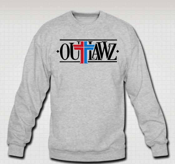 Image of Outlawz Logo Crewneck
