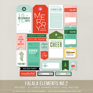 Image of Falala Elements No.2 (Digital)