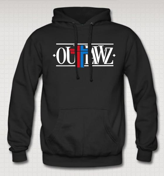 Image of Outlawz Logo Hoodie