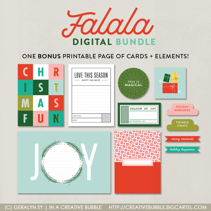 Image of Falala Bundle (Digital)