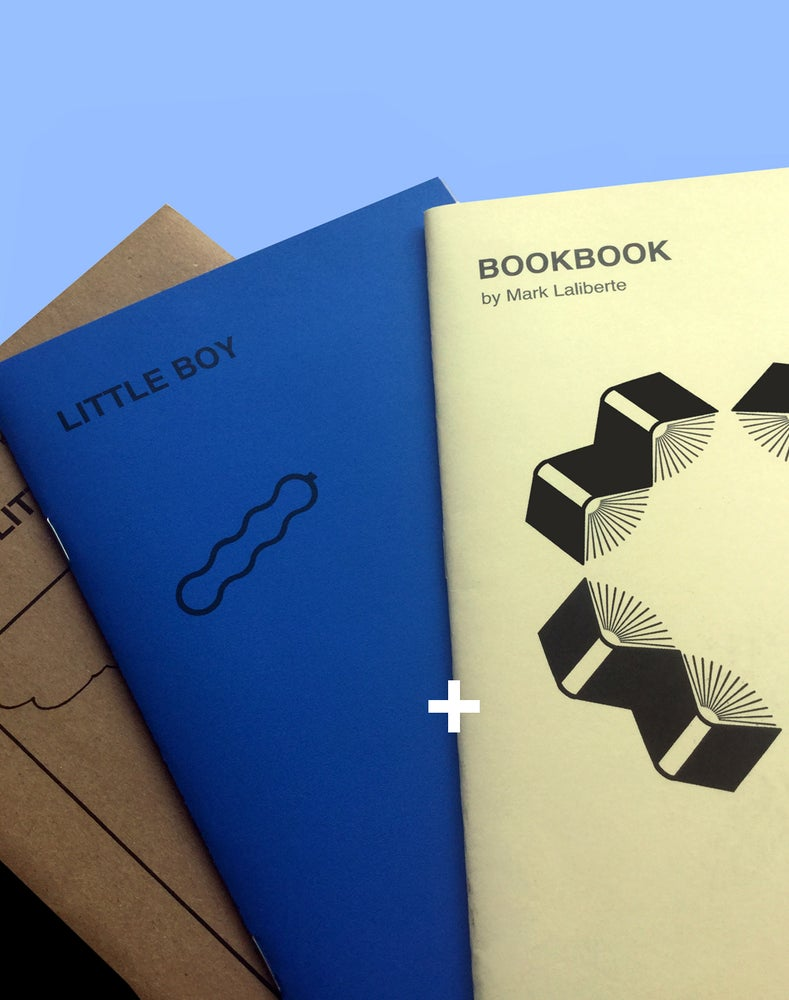 Image of BOOKBOOK + LITTLE BOY Combo (save $5!)