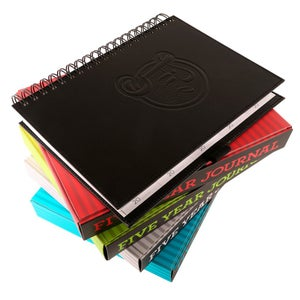 Image of JOURNALS 5 PACK DEAL