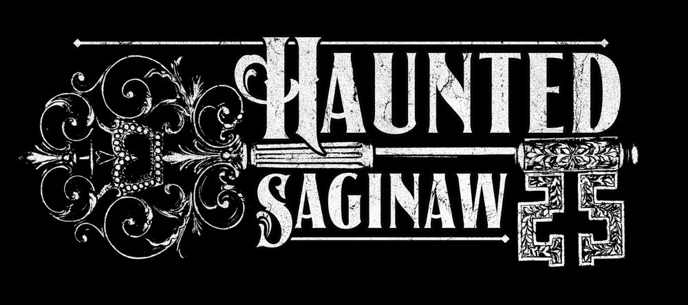 Image of Haunted Saginaw Vintage Hoodie