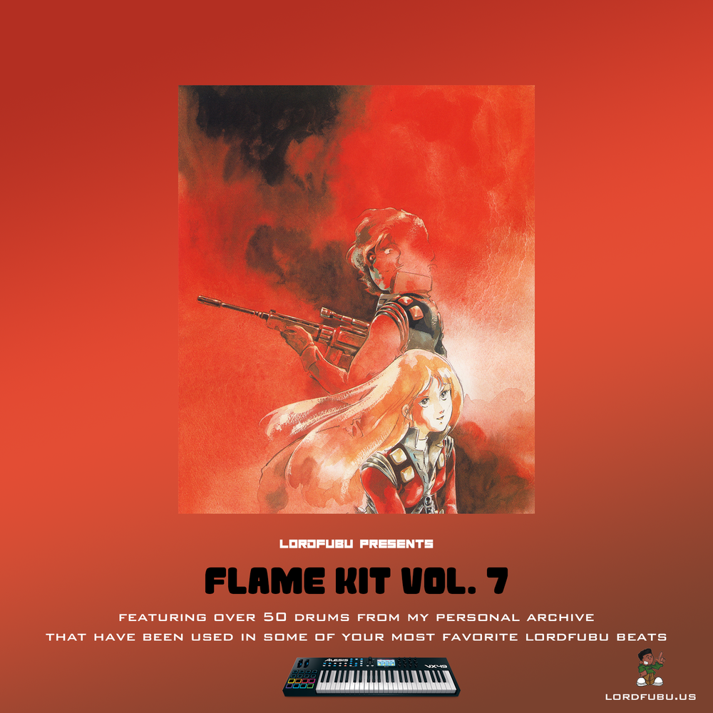 Image of FLAME KIT VOL. 7