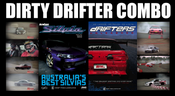 Image of DIRTY DRIFTERS Combo