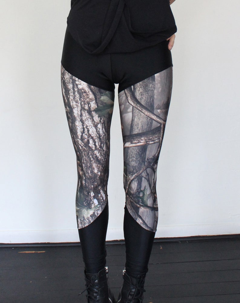 Image of Autum Forest Leggings
