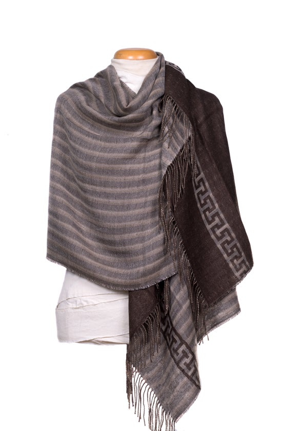 Image of Pilar Reversible Wrap / Earth
