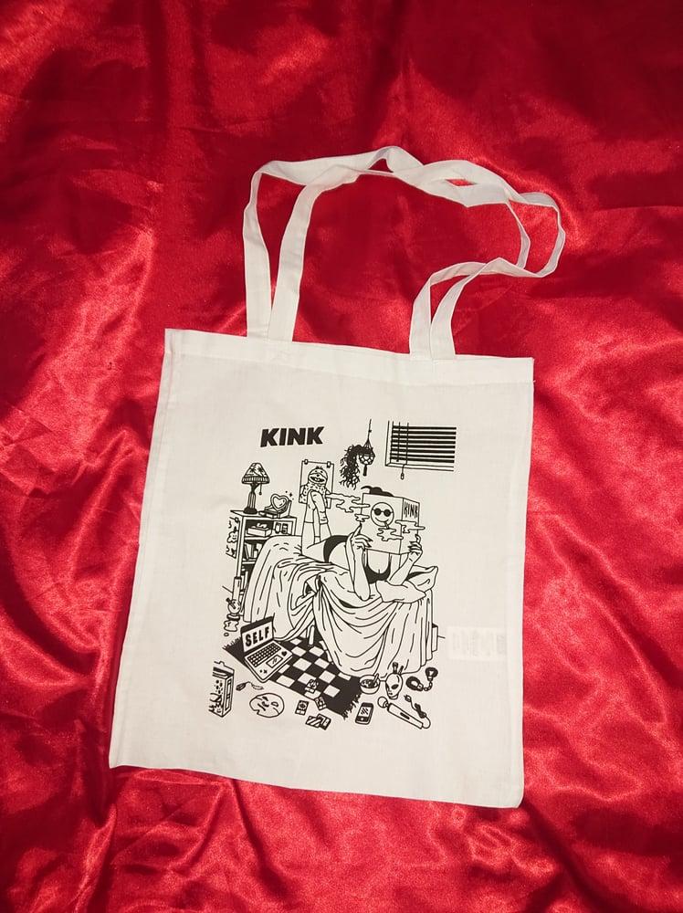 Image of SELF bag (white)