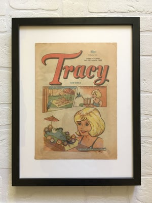 Image of Framed Vintage Comics (Girls)