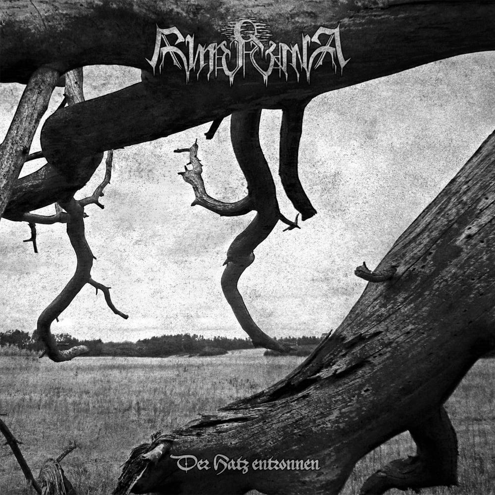 """Image of RIMRUNA """"der hatz entronnen"""" CD"""