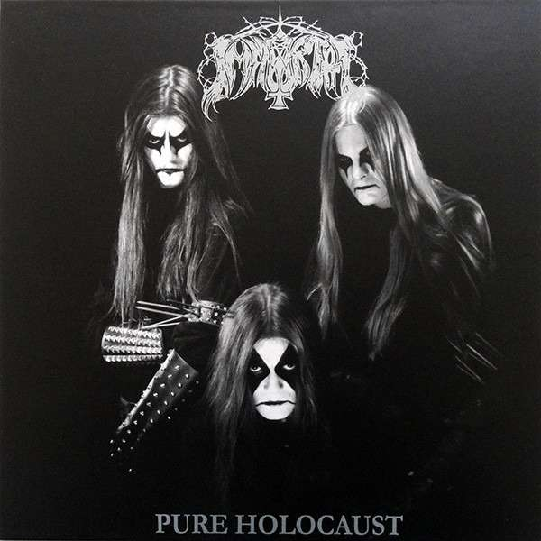 "Image of IMMORTAL ""pure holocaust"" LP"