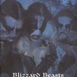 """Image of IMMORTAL """"blizzard beasts"""" LP"""
