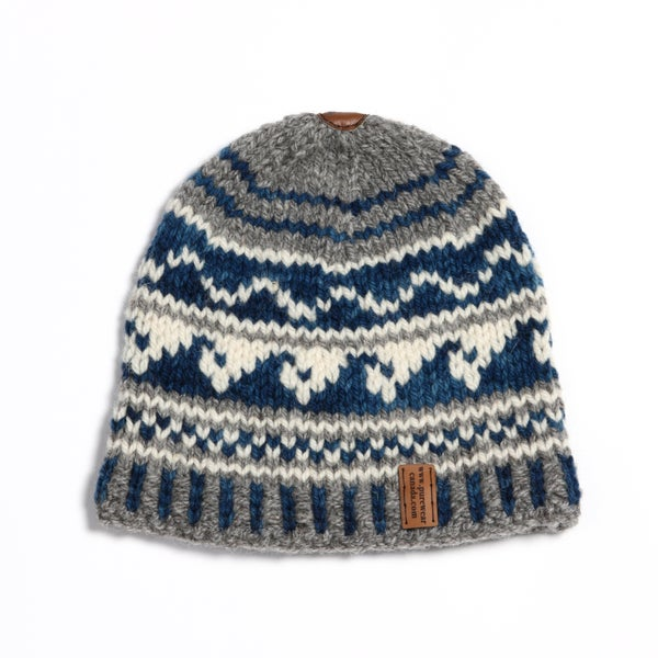 "Image of ""Sea to Sky"" Midweight Toque - lined"