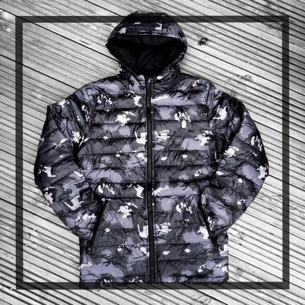 Image of THE CAMO PUFFER