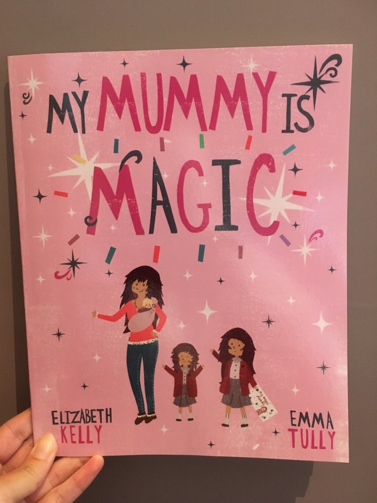Image of My Mummy Is Magic Book