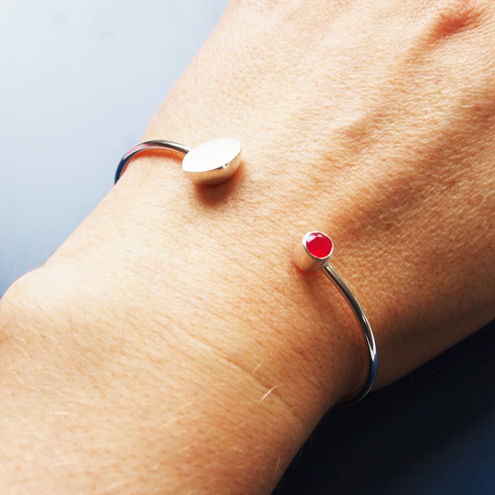 Image of Pink Gawa Bangle