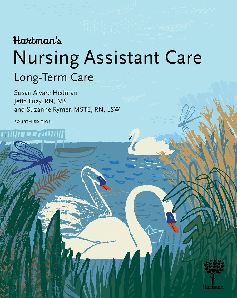 Image of Hartman's Nursing Assistant Care (Long Term Care) 4th Edition