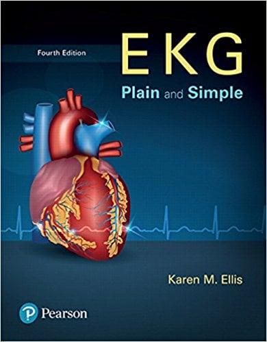 Image of EKG Plain & Simple 4th Edition