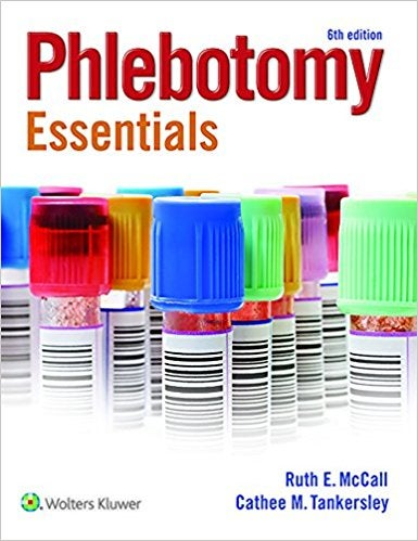 Image of Phlebotomy Essentials 6th Edition
