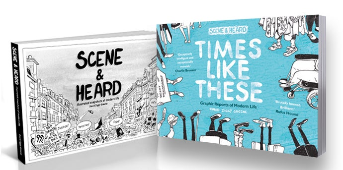 Image of Scene & Heard Book Bundle!