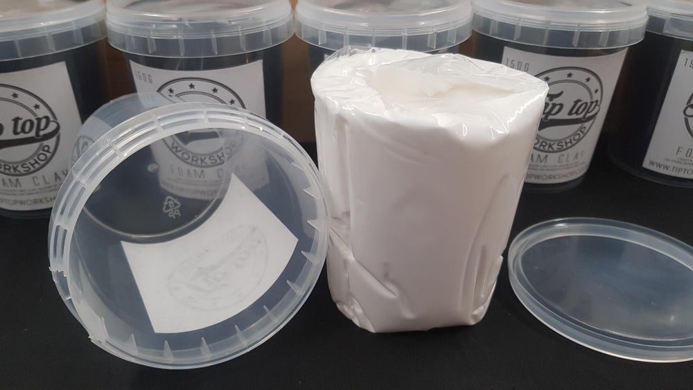 Tip Top Workshop — Foam Clay for Cosplay and Sculpting ...