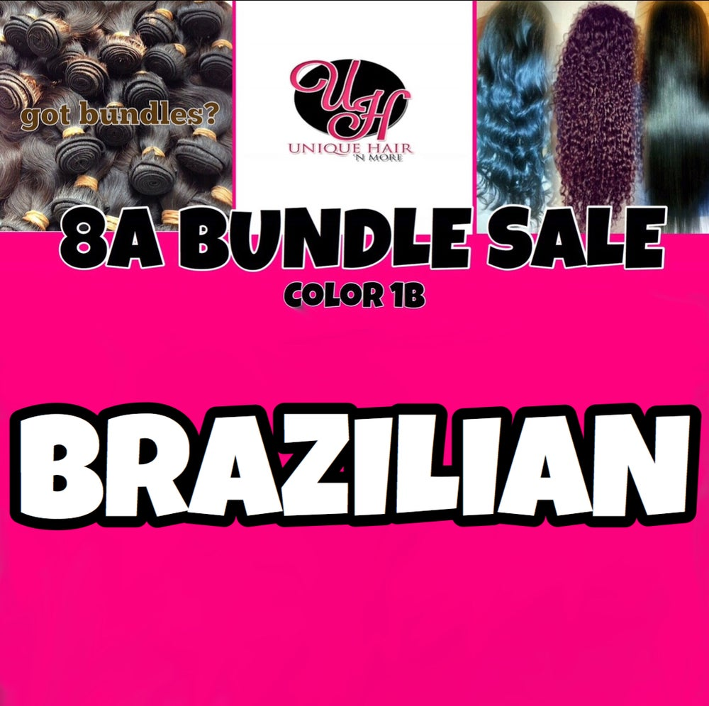 Image of Brazilian - 3 Bundle Sale - Platinum Bundle Deals