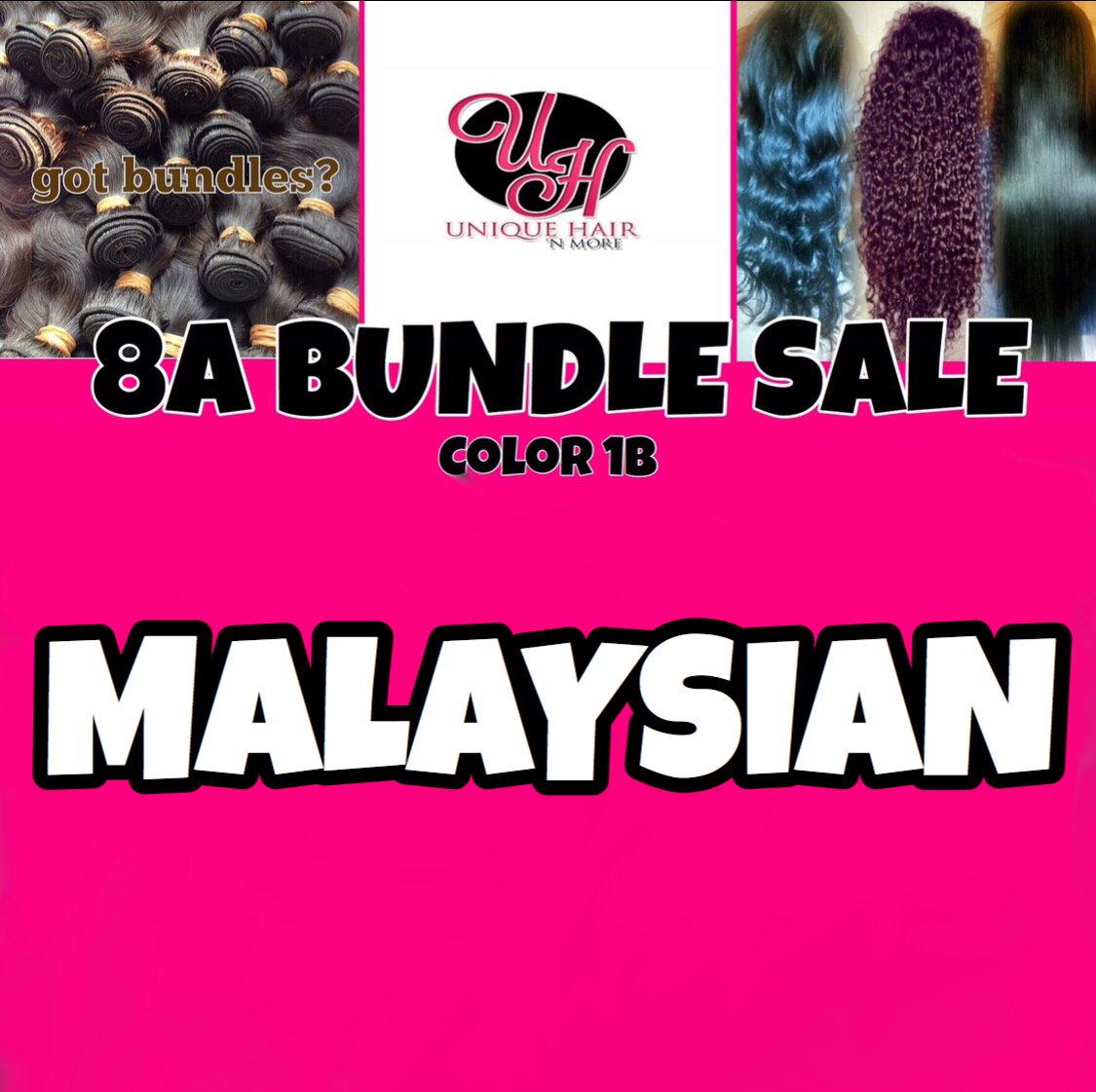 Image of Malaysian - 3 Bundle Sale - Platinum Bundle Deals