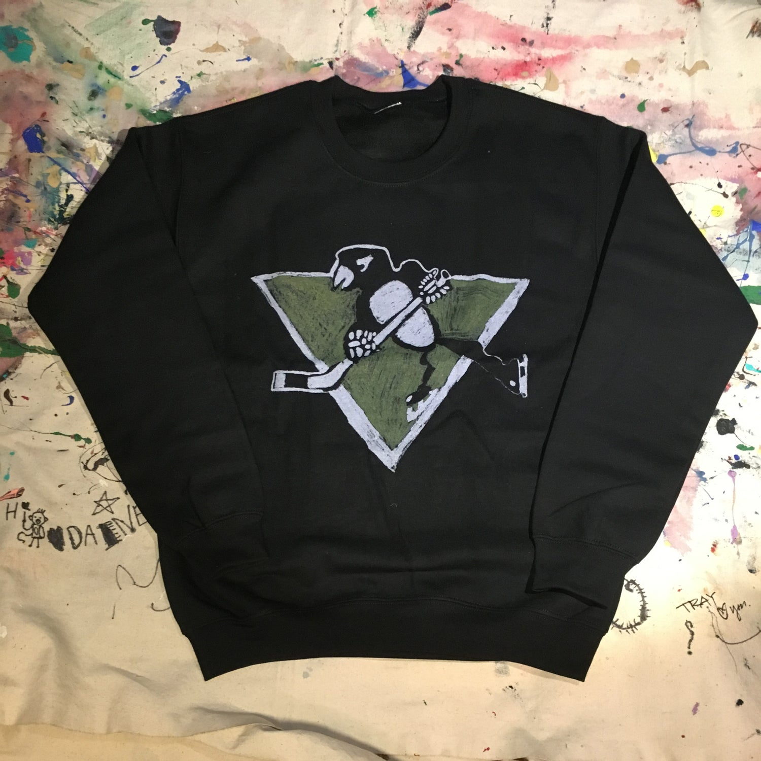 Image of Penguins [Sweater]