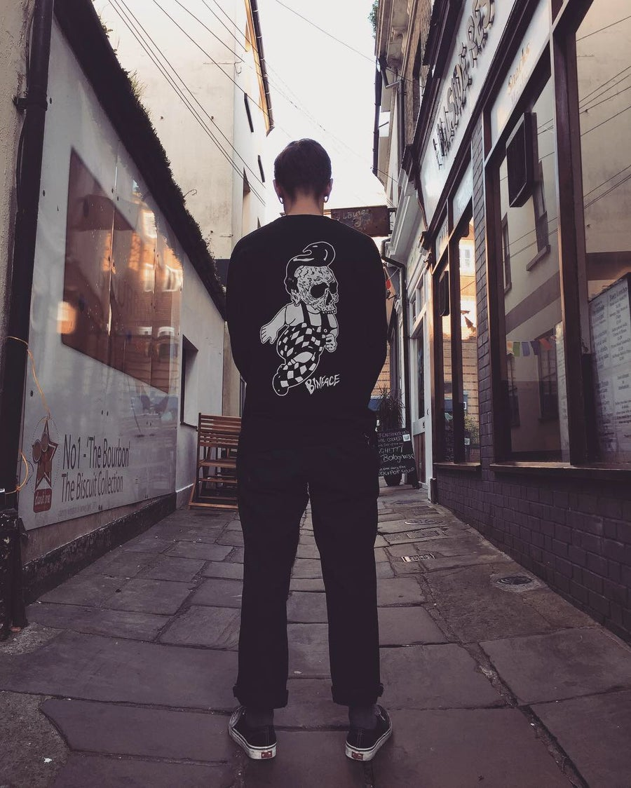 Image of  LONGSLEEVES - BY CRAIG QUESTIONS