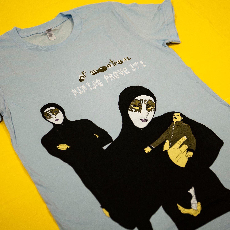 Image of  Prove It Women's T-Shirt (Blue)