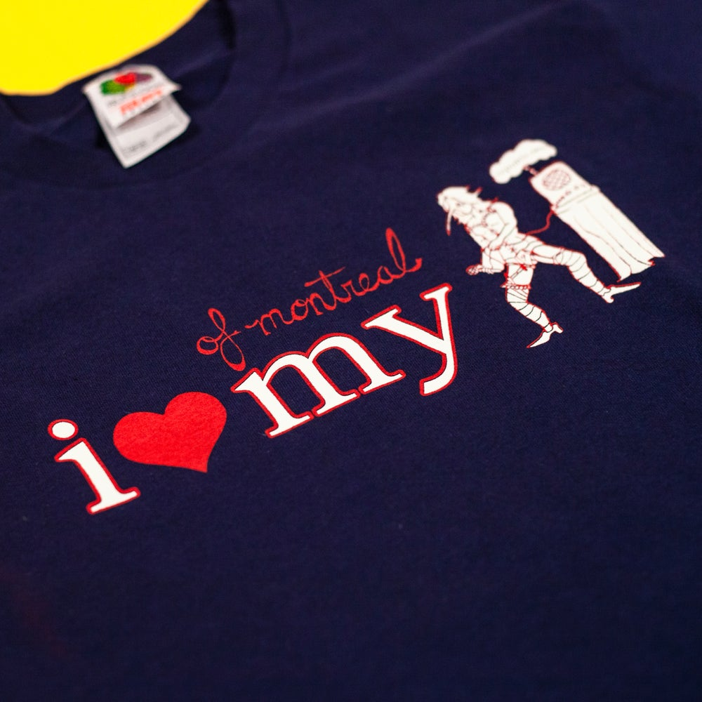 Image of Radio Youth Shirt (Navy)