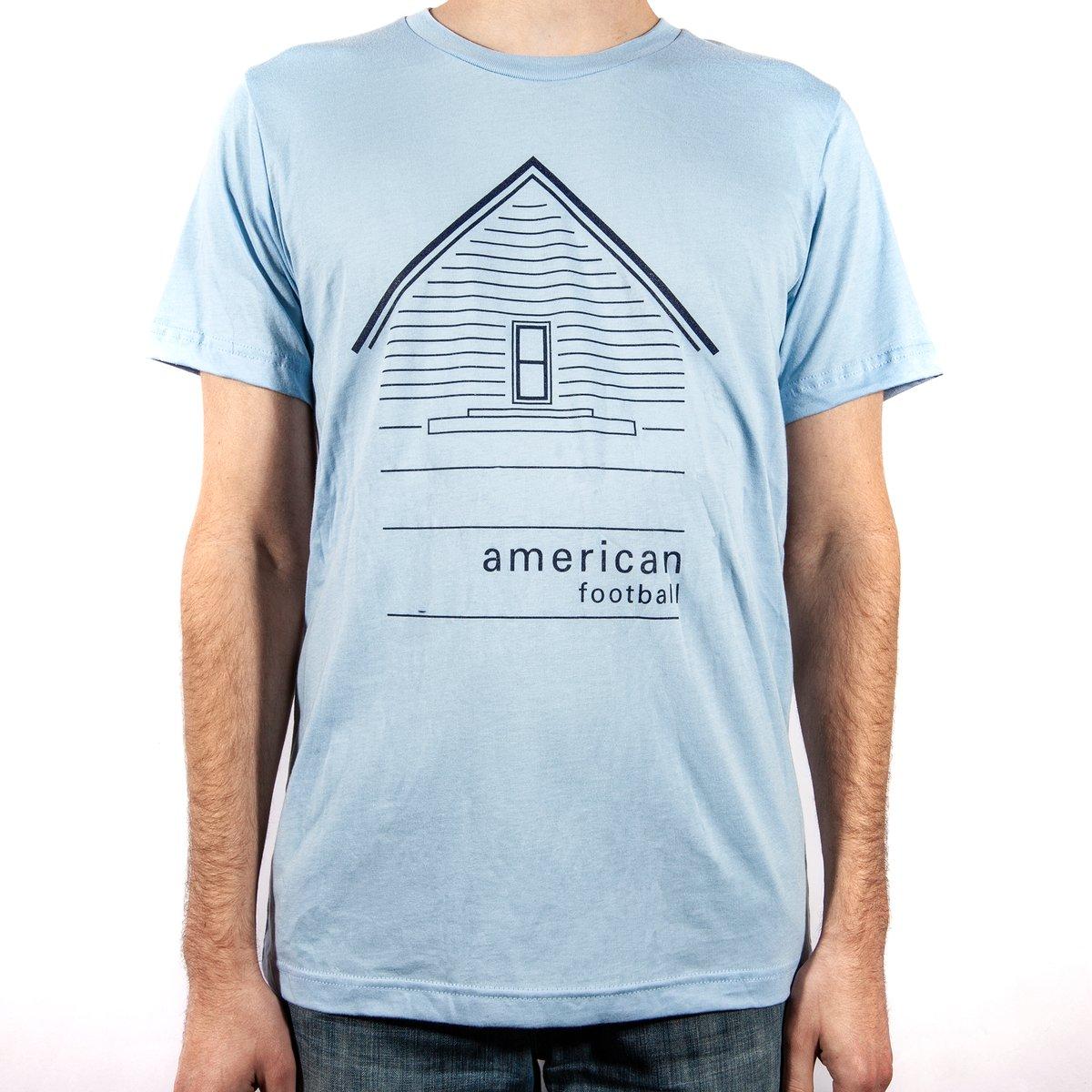 House Blue American Football