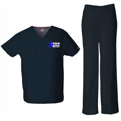 Image of Medical Assistant Scrub Set