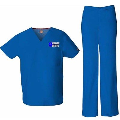 Image of Phlebotomy Scrubs Set