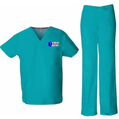 Image of CNA/EKG Scrub Set