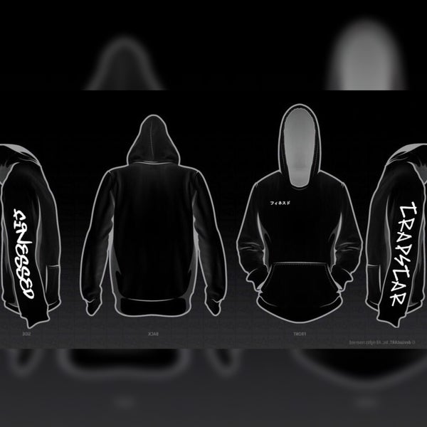 Image of Finessed Trapstar Hoodie