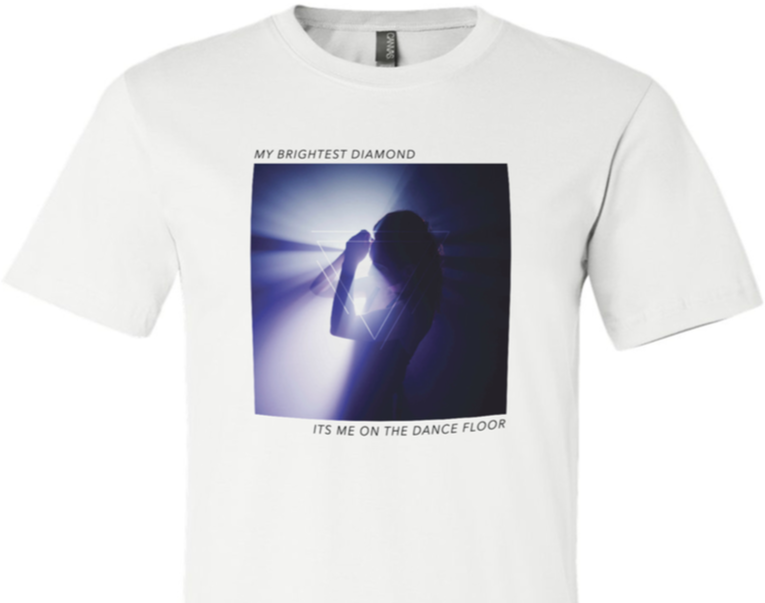 Image of It's Me on the Dance Floor Tee