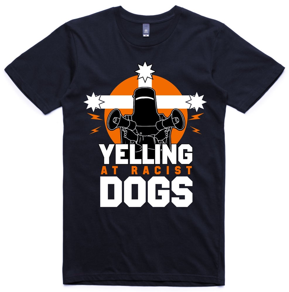 Image of PRE-ORDER!: YARD 'Ned Yelly' tee (black)