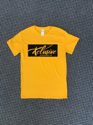Image of Xclusive Trap Tee in Yellow