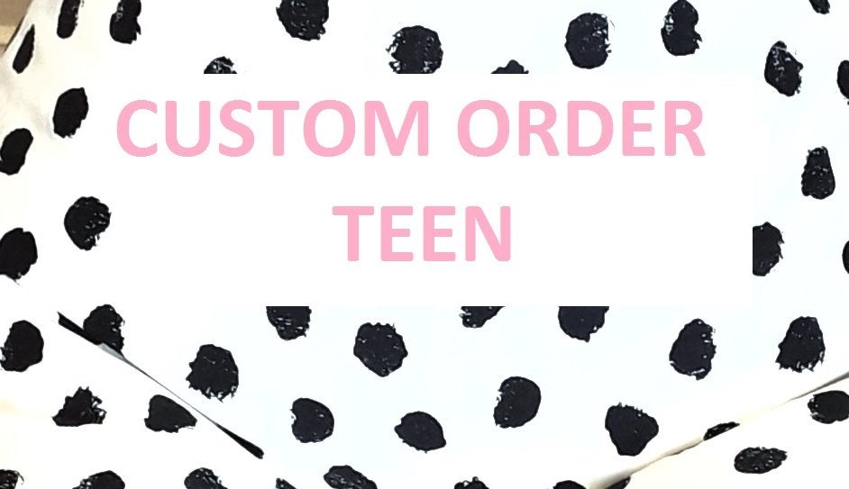Image of CUSTOM ORDER TEEN