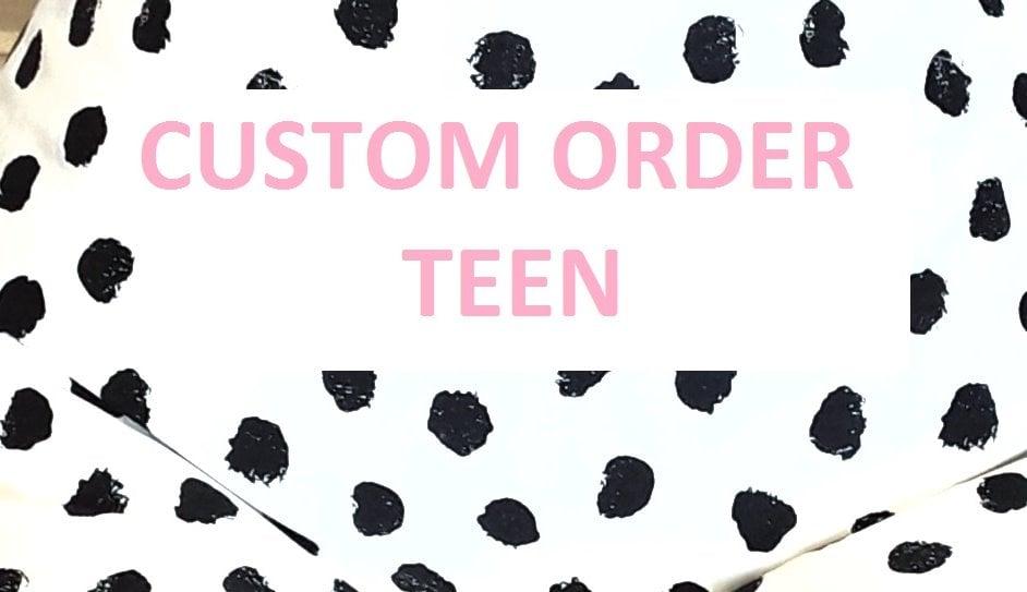 Image of CUSTOM ORDER - TEEN