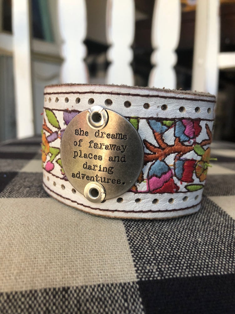 Image of Far Away Places, Cuff