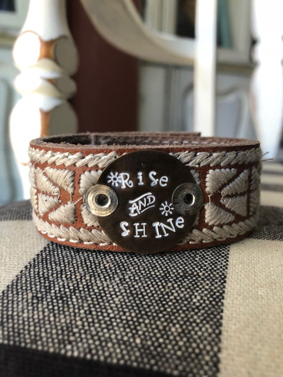 Image of Rise and Shine, Cuff