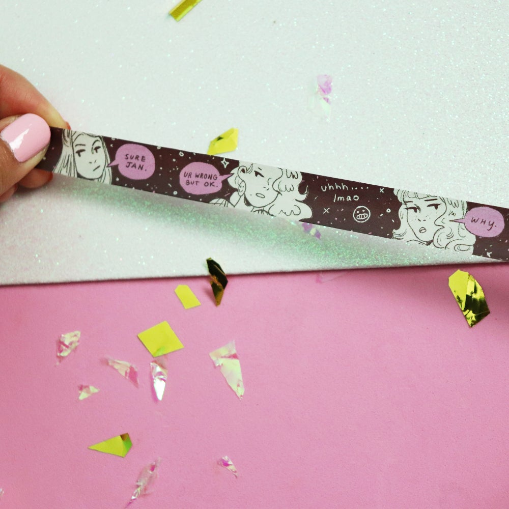 Image of Rude Girls Washi Tape