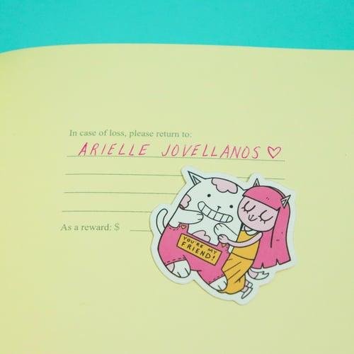 "Image of ""Notes on Spellmanship"" Bullet Journal"