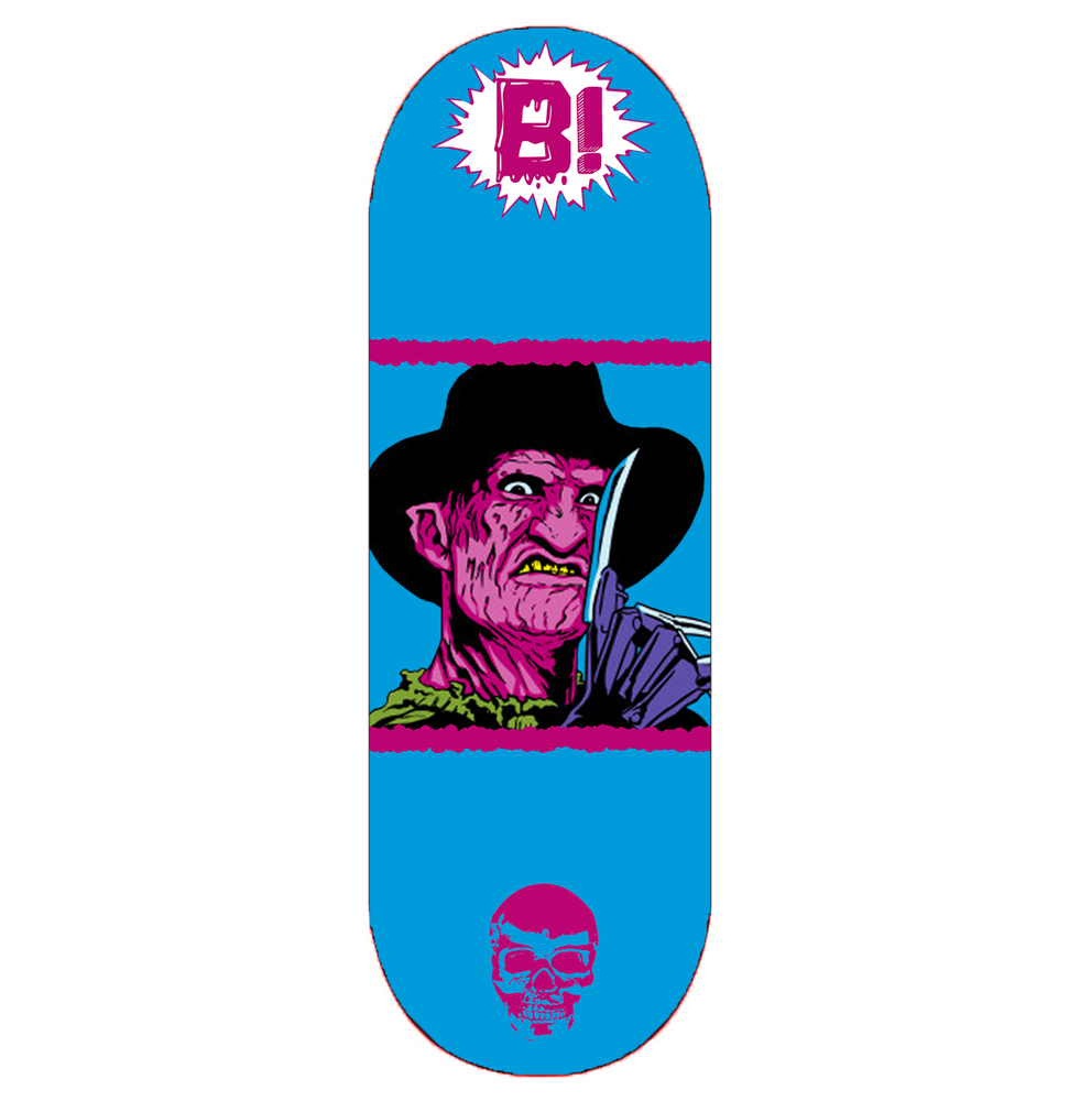 "Image of ""FREDDY DIGI"" DECK"
