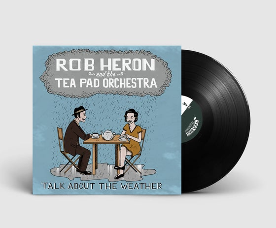 "Image of ""Talk About The Weather"" (Vinyl LP)"