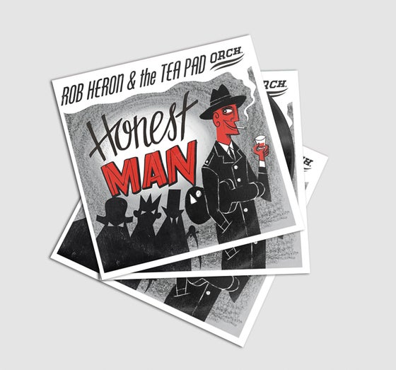 "Image of ""Honest Man"" (7"" Vinyl)"