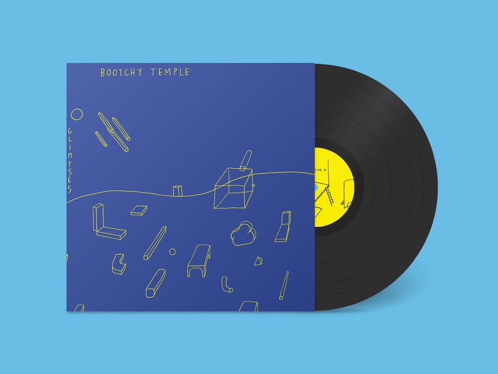 Image of Bootchy Temple - Glimpses (LP)