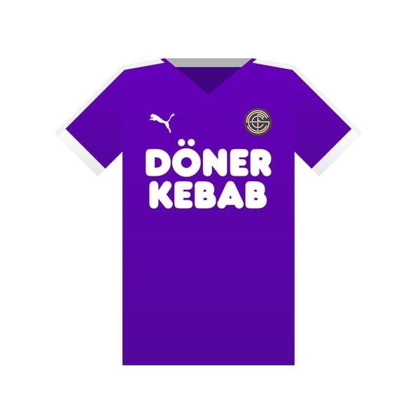 Image of SCFC Doner Kebab (H)